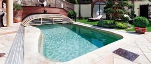 Keramický bazén Riverina