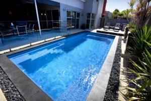 typy bazénov - keramický bazén